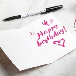 what to write in birthday card for girlfriend